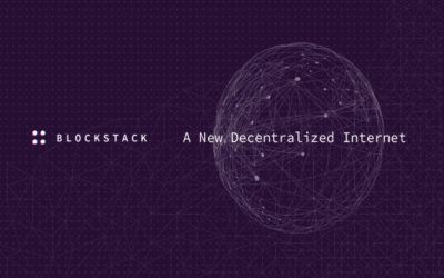 It's happening! The Blockstack Reg A+ token sale and a new internet
